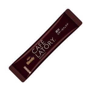 【商品名】 (まとめ) 味の素AGF カフェラトリー 濃厚ビターカフェラテ18P【×10セット】