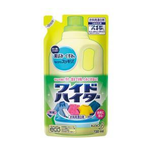 【商品名】 (まとめ) 花王 ワイドハイター 詰替用 720ml【×30セット】