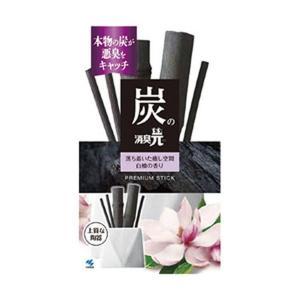(まとめ)小林製薬 炭の消臭元 白檀の香り 50ml 1個〔×5セット〕