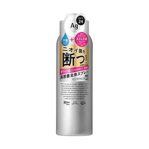 【商品名】 (まとめ)資生堂 Agデオ24 パウダースプレー 無香性 1本(180g)【×5セット】
