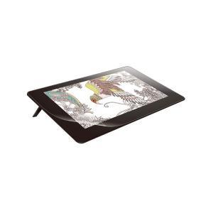 エレコム Wacom Cintiq Pro 32/保護フィルム/ペーパーライク/ケント紙タイプ TB...