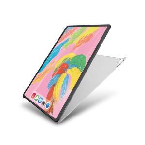 【商品名】 エレコム iPad Pro 12.9インチ 2018年モデル/シェルカバー/クリア TB...