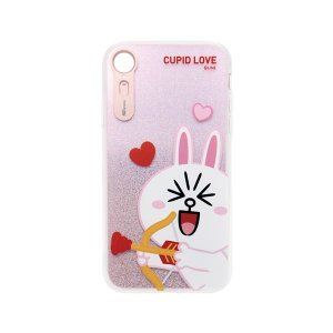 【商品名】  LINE FRIENDS iPhone XR LIGHT UP CASE CUPID ...