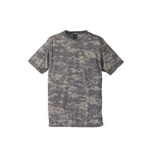 【商品名】 吸汗速乾ドライクールナイス カモフラージュ Tシャツ( 迷彩 Tシャツ) CB6589 ...