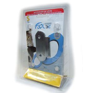 ペット用ブラシ FOOLEE フーリー 犬・猫・うさぎ用 替刃 Sサイズ(体重目安:5kg前後)|bluestyle