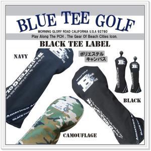 【送料無料】 ブルーティーゴルフ BLUE TEE GOLF 【ポリキャンバスBTG バージョン】 キャットハンドタイプ ヘッドカバー各種