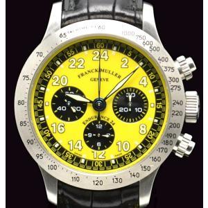 (ウォッチ) FRANCK MULLER フランクミュラー エンデュランス24 クロノグラフ 358/500 手巻き メンズ 腕時計(u) blumin