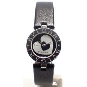 (ウォッチ) BVLGARI ブルガリ B.zero1 B-zero1 Bzero1 ビーゼロワン BZ22S ダブルハート文字盤 レディース クォーツ 腕時計(u)|blumin