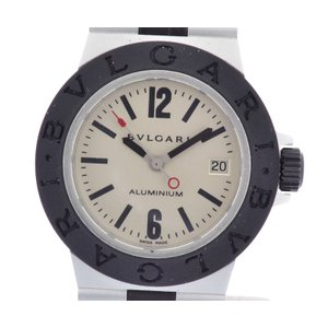 (ウォッチ) BVLGARI ブルガリ アルミニウム AL29A レディース 腕時計(u)|blumin