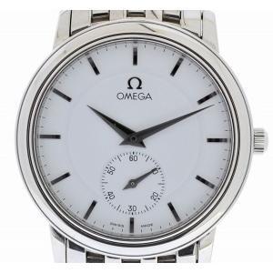(ウォッチ) OMEGA オメガ デヴィル デビル プレステージ スモールセコンド 4520.31 4520 31 4520-31 SS 手巻き メンズ 腕時計(u) blumin