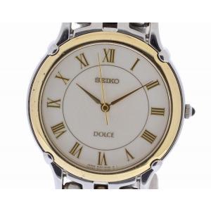(ウォッチ)SEIKO セイコー ドルチェ 8J41-6070 メンズ クォーツ 腕時計(u)|blumin