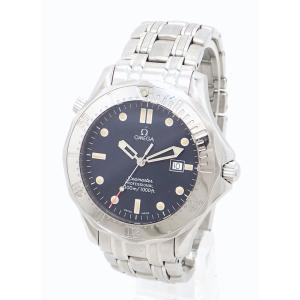 (ウォッチ)OMEGA オメガ シーマスター プロフェッショナル デイト ダイバー 300m メンズ クォーツ 腕時計 2542.80 2542-80 2542 80 (k) blumin