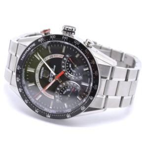 (ウォッチ)TAG Heuer タグホイヤー カレラ キャリバーS ラップタイマー クロノグラフ 永久カレンダー メンズ クォーツ 腕時計 CV7A10.BA0795(k)|blumin