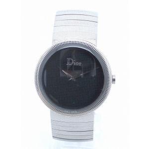 (ウォッチ)Christian Dior クリスチャンディオール ラディドゥ メンズ クォーツ 腕時計 CD043110(k) blumin