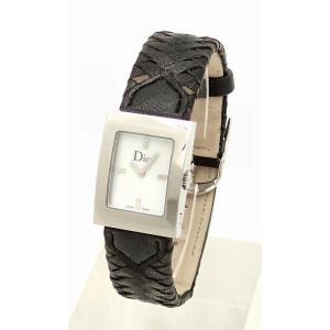 (ウォッチ)Christian Dior クリスチャンディオール マリス シェル文字盤 レディース クォーツ 腕時計 D78-109(k) blumin