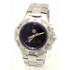 (ウォッチ)TAG Heuer タグホイヤー キリウム フォーミュラー1 デジアナ メンズ クォーツ 腕時計 CL111A(k)|blumin