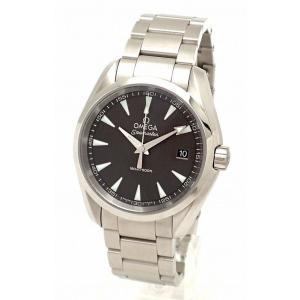 (ウォッチ)OMEGA オメガ シーマスター アクアテラ 150m グレータペストリー文字盤 メンズ クォーツ 腕時計 231.10.39.60.06.001(u)|blumin