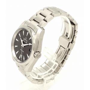 (ウォッチ)OMEGA オメガ シーマスター アクアテラ 150m グレータペストリー文字盤 メンズ クォーツ 腕時計 231.10.39.60.06.001(u)|blumin|02