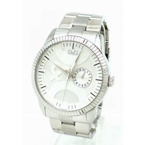 (ウォッチ)DOLCE&GABBANA ドルチェ&ガッバーナ D&G TIME デイト メンズ クォーツ 腕時計(k)|blumin