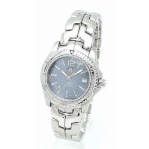 (ウォッチ)TAG Heuer タグホイヤー LINK リンク ブルーシェルダイアル メンズ クォーツ 腕時計 WT121L(k)|blumin