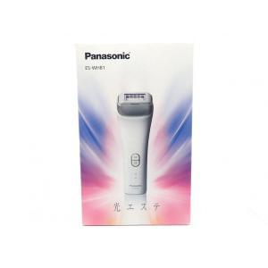 (新品)Panasonic パナソニック 光美容器 光エステ ボディ用 コードレス ピンク ES-WH81-P|blumin