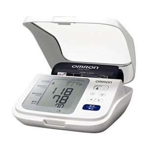 (新品)OMRON オムロン 上腕式自動血圧計 インテリセンス カフ収納 HEM-8731|blumin