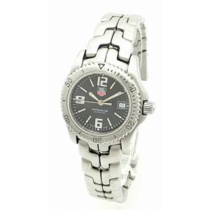 (ウォッチ)TAG Heuer タグ ホイヤー リンク プロフェッショナル シリーズ 黒 ブラック文字盤 レディース クォーツ 200m防水 腕時計 WT1310(k)|blumin