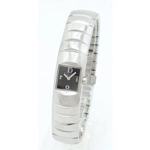 (ウォッチ)Christian Dior クリスチャン ディオール ディオリフィック ブラックダイアル ブレスレット レディース クォーツ 腕時計 D102-100(u) blumin