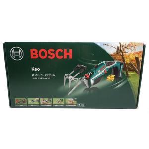 (新品)BOSCH ボッシュ 10.8V バッテリーのこぎり ガーデンツール KEO |blumin
