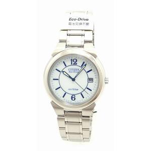 (ウォッチ)CITIZEN シチズン シチズンコレクション フォルマ ホワイト文字盤 デイト エコドライブ メンズ 腕時計 FRA59-2202(k) blumin