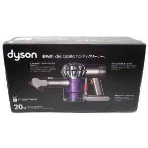 (未使用品)dyson ダイソン DC61 motorhead  ダイソン コードレスハンディクリーナー モーターヘッド|blumin