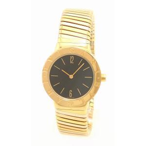 (ウォッチ)BVLGARI ブルガリ ブルガリブルガリ トゥボガス K18 無垢 スリーゴールド スリーカラー メンズ QZ クォーツ 腕時計 BB302TYWP(u)|blumin
