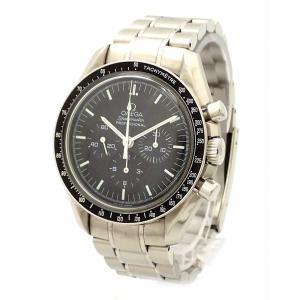 (ウォッチ)OMEGA オメガ スピードマスター プロフェッショナル アポロ11号 30周年記念モデル 9999本限定 クロノグラフ 手巻 メンズ 腕時計 3560.50(k) blumin