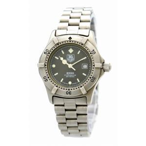 (ウォッチ)TAG Heuer タグ ホイヤー プロフェッショナル シリーズ グレーダイアル レディース ボーイズ クォーツ 腕時計 962.015(k)|blumin