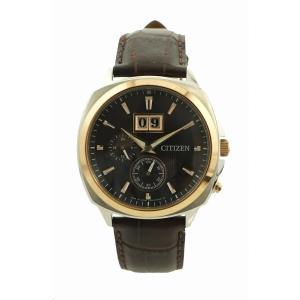 (ウォッチ)CITIZEN シチズン シチズンコレクション ビッグデイト SS PGP ブラック文字盤 エコドライブ メンズ 腕時計 E310-S091993 BT0084-07E (k) blumin