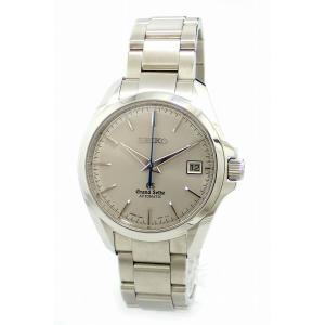 (ウォッチ)SEIKO セイコー GRANDSEIKO グランドセイコー GS 9S65 デイト メンズ AT オートマ 腕時計 SBGR069(k)|blumin