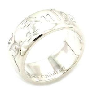 3596780207b6 BVLGARI ブルガリ セーブザチルドレン ソティリオ リング チャリティーリング 指輪 シルバー Ag925 SV925 10号 #51 (中古)  (k)