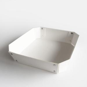 concrete craft / 8_TRAY M(White)[コンクリートクラフト/8トレイ/クラフトワン/craft_one/小物いれ][111633|blw