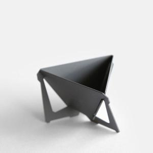 MUNIEQのTetra Dripは機能を「携帯性」、「安定性」、そして「おいしい」という3つに絞り...