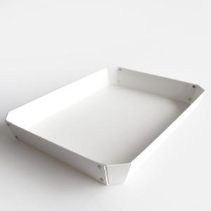 concrete craft / 8_TRAY L(White)[コンクリートクラフト/8トレイ/クラフトワン/craft_one/小物いれ][112416|blw