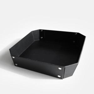concrete craft / 8_TRAY M(Black)[コンクリートクラフト/8トレイ/クラフトワン/craft_one/小物いれ][112803|blw