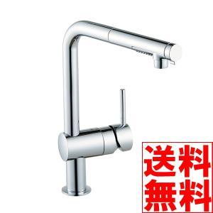 GROHE(グローエ) ミンタ シングルレバーキッチン混合栓 コールドスタート仕様(ヘッド引出タイプ) 【送料無料】JP369300|bmi-netshop