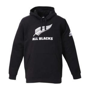 大きいサイズ メンズ adidas All Blacks サポーターフーディー ブラック 1148-8255-1 6XO|bmo