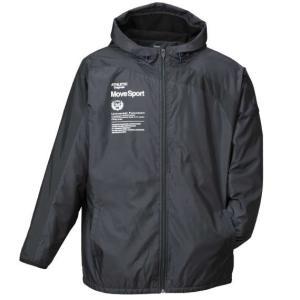 大きいサイズ メンズ DESCENTE コズミックサーモフーデッドジャケット ブラック 1173-7340-2 3L 4L 5L 6L|bmo
