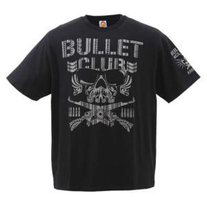 大きいサイズ メンズ 新日本プロレス バッドラック・ファレ「BC POLYNESIAN WARRIOR」半袖Tシャツ ブラック 1178-7326-1 3L 4L 5L 6L 8L|bmo