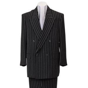大きいサイズ 4ツ釦1ツ掛スーツ ブラック 0022-3173-1  2L 3L 4L|bmo