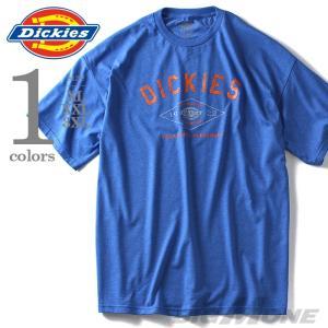 大きいサイズ メンズ Dickies ディッキーズ グラフィックプリント半袖Tシャツ USA直輸入 4101-23833|bmo