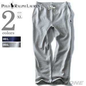 大きいサイズ メンズ POLO RALPH LAUREN ポロ ラルフローレン フリースパンツ USA直輸入 710548562|bmo