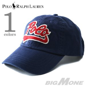 大きいサイズ メンズ POLO RALPH LAUREN ポロ ラルフローレン ロゴベースボールキャップ 帽子 USA直輸入 710567696004|bmo