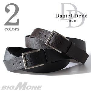 大きいサイズ メンズ DANIEL DODD ビジネスレザーベルト ロングサイズ azbl-010l|bmo